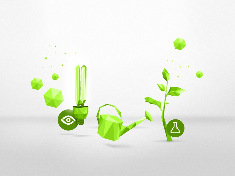 Expectrum Illustration expectrum illustrations design corporate branding