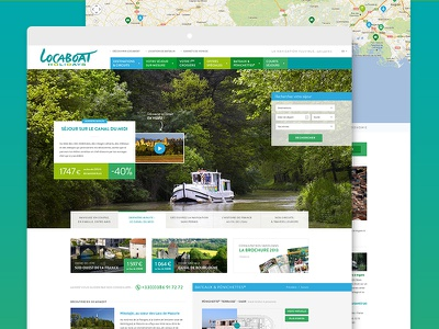 Cruise website booking clean green ux ui web layout website cruise travel holidays tourism