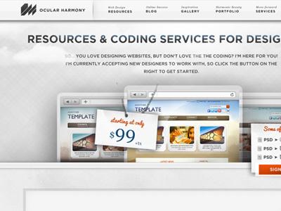 New Header Preview3 banner header web web design grey clean
