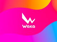Waka Logo Design