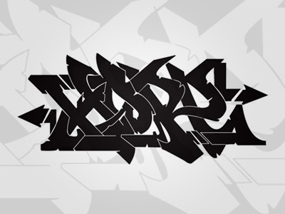 Hope graffiti tag hope logo bristol