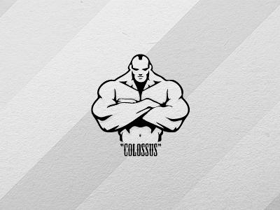 Colossus Fightwear colossus fightwear logo colossus mma james thompson fightwear