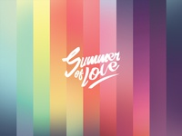 Summer Event Identity
