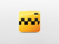 Taxi iOS Icon