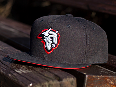 Buffalos Premium Snapback collectors customcap sportsbranding sportsdesign sport mascot bison buffalo custom cap snapback