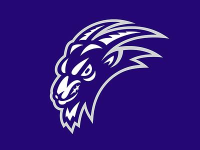 Goats Football design american football sports sport logo mascot goat