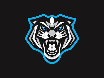 Bengals Cap Logo animal bengal tiger mascot logo branding sports sport akuma101 akuma