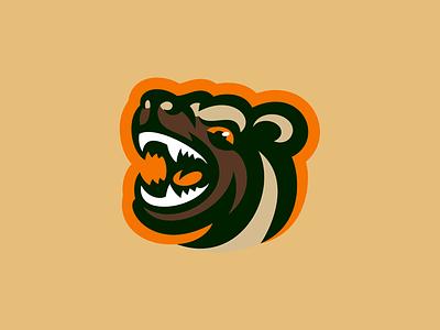 Wolverines Logo football mascot animal sports sport branding logo wolverines wolverine
