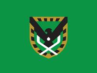 Hawks Hockey Crest