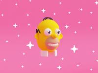 Mr Sparkle (the Simpsons)