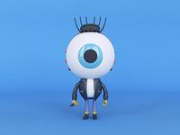 Eye Poker