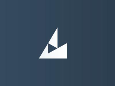 Inside Internet - logo cutout test insideinternet blue white gradient inque cutout