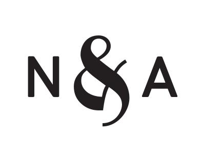 Naked & Angry brand identity brand social logomark mark logo fashion