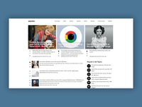 Popularr.com frontpage update