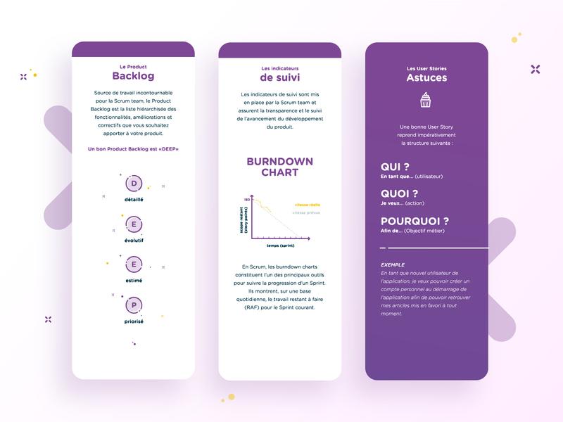 Freelancr geometric branding icon design layout vector pantone