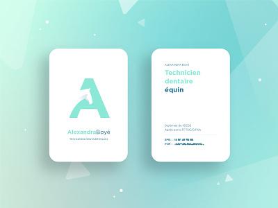 Alex B. horse gradient icon vector branding typography design logo