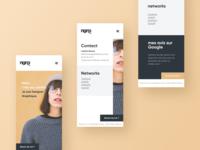 Webdesign 2019