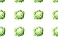 Cabbage pattern