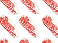 Fresh meat pattern