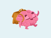 Hhappy brain