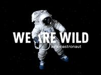 Dribbble Astronaut