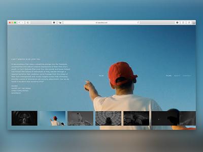 Ivan Olita user interface user experience design branding website ux ui design