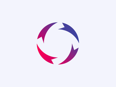 Promedica Logo Redesign guides guidelines health logistics healthcare redesign branding design blue red medical vector motion minimal logo graphic design flat design clean branding animation