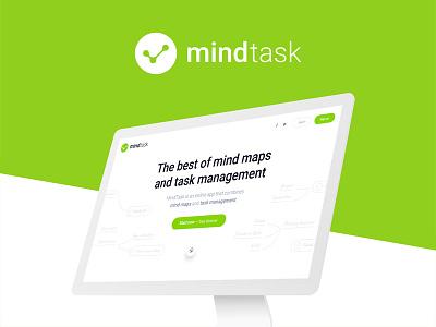 Mind task app - coming soon todolist todo application online app tasks management task maps map mind
