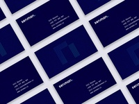 Senman business cards