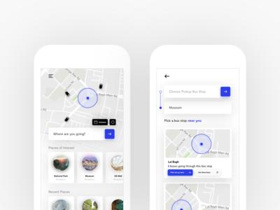 Transit — Bus Booking App
