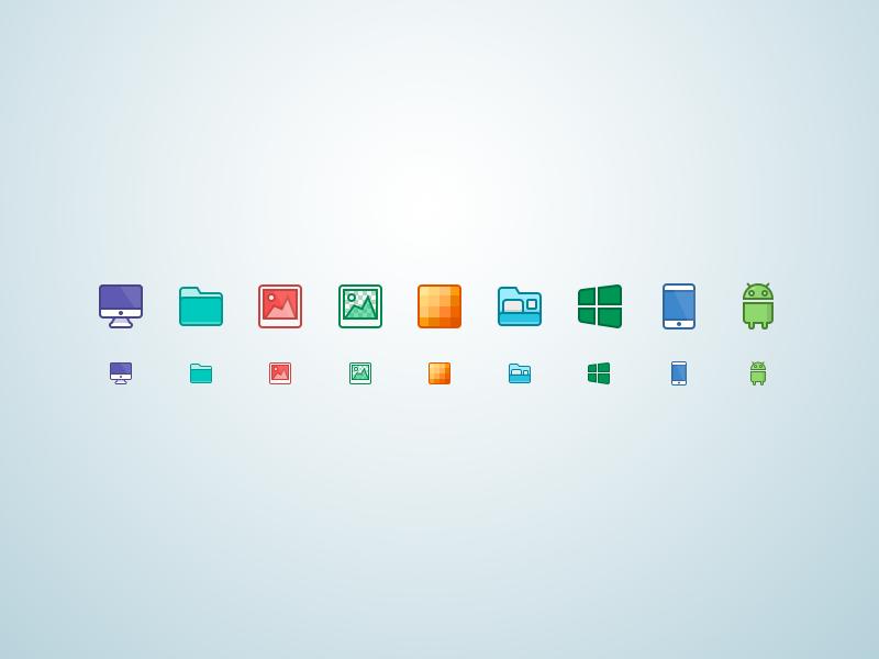 Image2icon Format Icons image2icon shinyfrog icon format