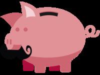 Movember Piggy Bank