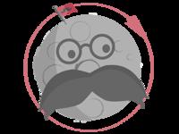 Mustache Moon