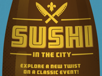 Sushi in the City