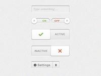 Checkbox UI