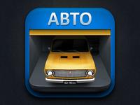 Auto iOS App Icon