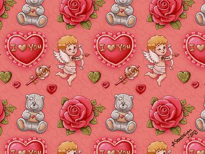 icq themes: valentine's daymail.ru - dribbble, Ideas