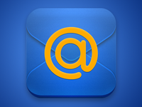 Mail.Ru iPhone App Icon