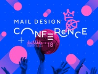 Mail.Ru Design Conference + Moscow Dribbble Meetup 2018