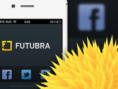 22 futubra iphoneapp login