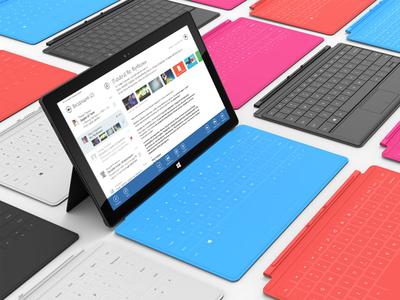 Mail.Ru Windows 8 App