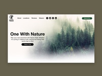 Nature Trails Landing Page