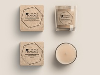 Essence Candles Branding Project Pt. 2