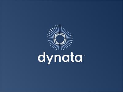Dynata b2b branding spire dallas graphic design logo