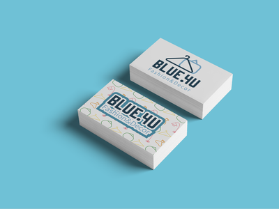 Business Card - Brand Identity icon vector branding illustration logo design