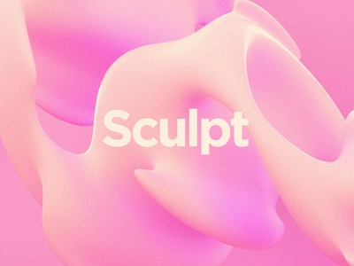 Sculpt: Silky Smooth Formations tornado swirl spiral spin silky silk shape sculpture revolution organic movement gooey funnel fractal formations fluid cyclone complex abstract 3d