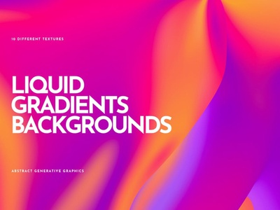 Liquid Gradients Backgrounds graphic design graphics graphics design textures aesthetic backgrounds texture neon liquid holography holographics holographic graphic colorful background design abstract