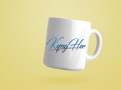 Kyngher Mockup mockup logo vector animation branding motion graphics design graphic design