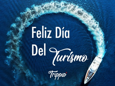 Tourism Day instagram post tourism ux ui branding vector motion graphics design graphic design