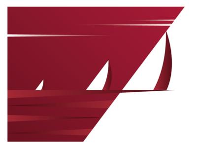 Amodal illustration - Sail